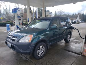 2002 honda crv for Sale in Renton, WA