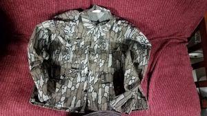 Camo fatigue saftbak pants and shirt for Sale in Taylor, MI