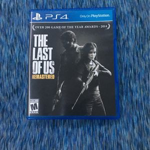 The Last Of Us Ps4 Game for Sale in Brainerd, MN