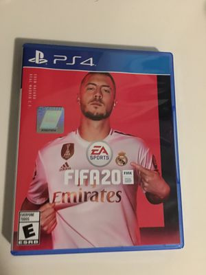 Like New Fifa 2020 PS4 for Sale in Brockton, MA