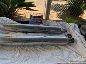 Harley exhaust for Sale in Benjamin, UT