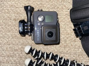 GoPro hero plus with accessories for Sale in Baton Rouge, LA