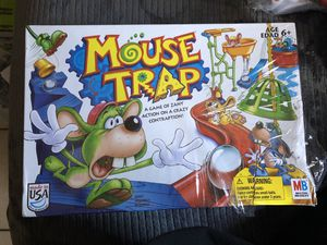 Hasbro Gaming Mouse Trap Board Game For Kids Ages 6 and Up (Amazon Exclusive) for Sale in North Las Vegas, NV