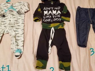 Baby Boy Clothes**50cents/piece,$1/outfit** for Sale in Tigard,  OR