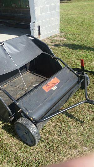 Briny yard sweeper for Sale in Smithfield, VA