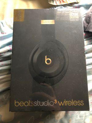 Beats Studio 3 wireless for Sale in Corona, CA