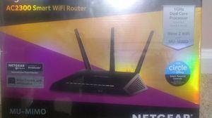 New Nighthawk AC2300 Smart WiFi Router for Sale in Atlanta, GA
