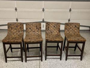 Sling back bar stools for Sale in Yorba Linda, CA
