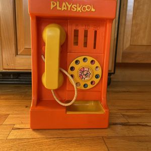 Vintage Playskool Telephone for Sale in Miller Place, NY