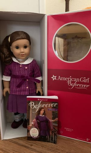 American Girl Doll Rebecca Rubin, Brand new in box never taken out for Sale in Haines City, FL