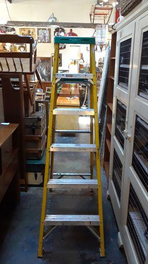 Werner fiberglass ladder for Sale in Portland, OR