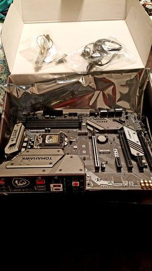 msi mag z390 tomahawk motherboard for Sale in Rialto, CA