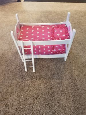 Doll bunk beds for Sale in Bensalem, PA
