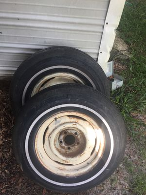 Good year spare tires/ trailer tires for Sale in Tampa, FL