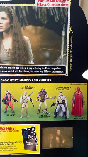 The Power of the Force Star Wars Action Figures Collection for Sale in Houston, TX