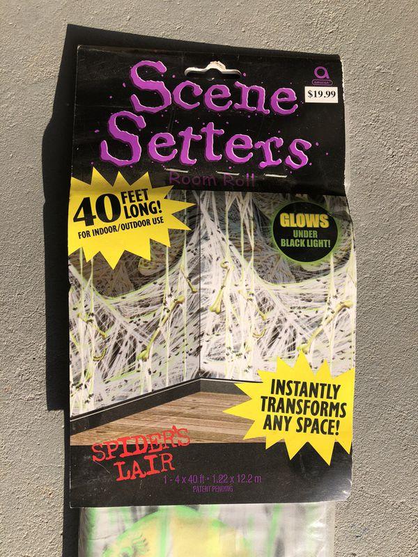 Scene setter Halloween