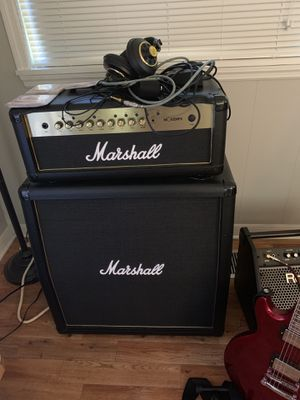 Marshall stack and Ibanez Guitar for Sale in Davenport, FL