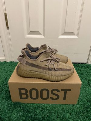 BRAND NEW ADIDAS YEEZY BOOST 350 EARTH SIZES 4 4.5 5 for Sale in Arlington, VA