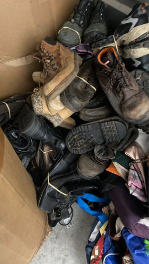 Working boots 🥾 everything for $100 for Sale in Apopka, FL