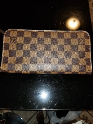 Brown lv wallet for Sale in Boston, MA