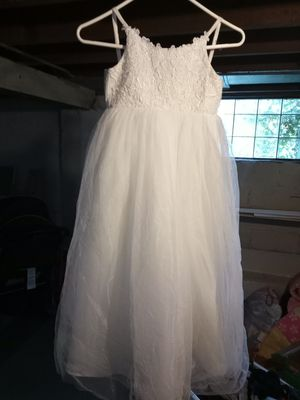 Flower girl dress for Sale in Lake Station, IN