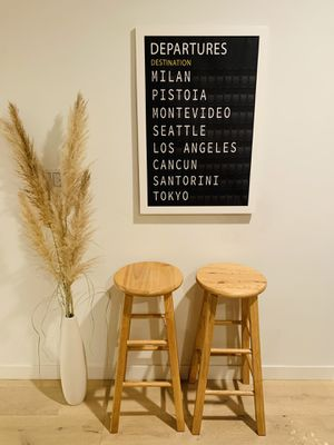 Modern wooden stools for Sale in Seattle, WA