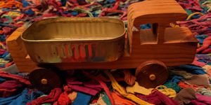 Vintage handmade toy truck for Sale in Baton Rouge, LA