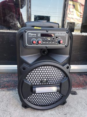 Bluetooth speaker 1,500 watts for Sale in Fontana, CA
