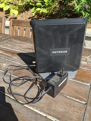 Netgear AC1900 WiFi Cable Modem Router for Sale in Annapolis, MD
