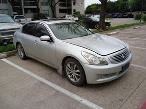 2008 infinity g35 parts for Sale in Dallas, TX