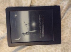 "Kindle E-reader - Black, 6"" Glare-Free Touchscreen Display, Wi-Fi for Sale in Durham, NC"