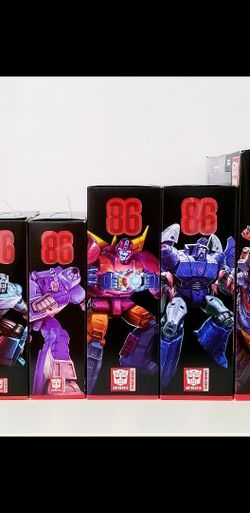 Transformers The Movie Studio Series 86 for Sale in Houston,  TX