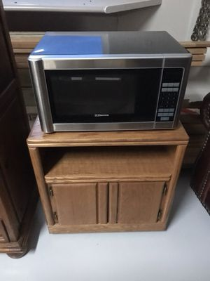 Small oak cabinet for Sale in Littleton, CO