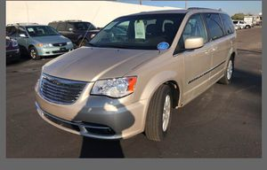 Chrysler town and country mini van for Sale in Phoenix, AZ