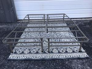 Queen size smart base platform bed frame for Sale in Columbus, OH
