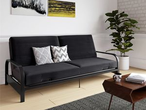 Black futon - originally $150 for Sale in Seattle, WA