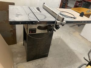 table saw for Sale in Stockton, CA