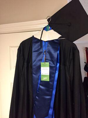 Georgetown University MA graduation gown for Sale in Arlington, VA