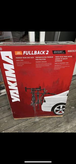 Bicycle rack (like new) for Sale in Natick, MA