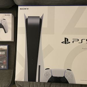 PlayStation 5 Disc Bundle for Sale in Washington, DC