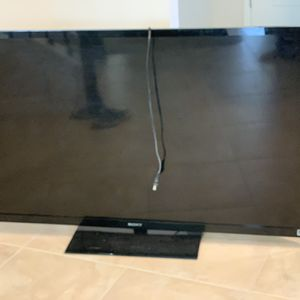 Used Sony LED TV - 55 Inch 3D Enabled for Sale in Tampa, FL