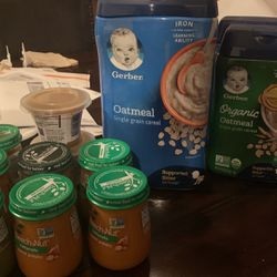 Free Baby Food for Sale in San Bernardino,  CA