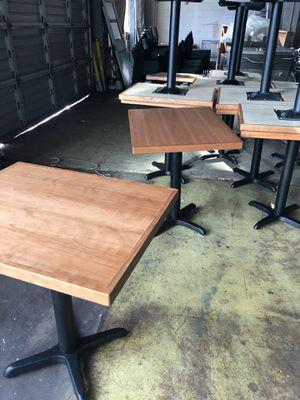 Brand new 2 person tables for Sale in Seattle, WA
