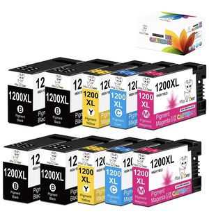 Jarbo ink cartridge 1200XL Canon Maxify for Sale in Tampa, FL