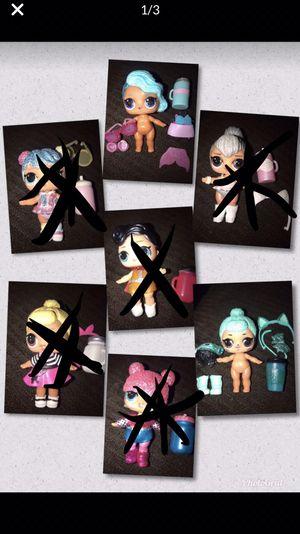 Lol surprise dolls for Sale in Dinuba, CA