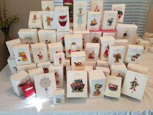 Hallmark Keepsake ornaments for Sale in Mission Viejo, CA