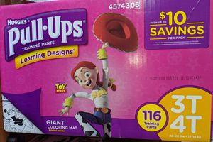 New in Box Huggies Pull Ups Training Pants Toy Story 3T 4T for Sale in Library, PA