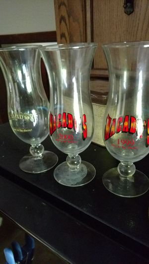 Many years of macados glasses for Sale in Appomattox, VA