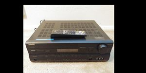 Onkyo TX-SR506 7.1 Channel Home Theater Receiver Dual Zone HDMI for Sale in Kenmore, WA