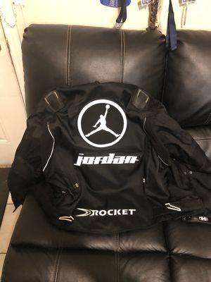JORDAN Motorcycle Jacket for Sale in San Antonio, TX